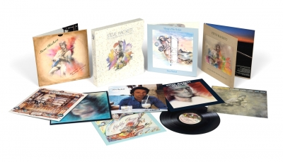 Steve Hackett ‎– The Charisma Years 1975 – 1983 (11xLP)