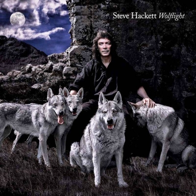 Steve Hackett ‎– Wolflight (2xLP, CD)