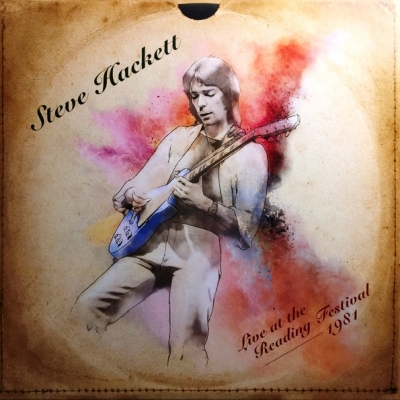 Steve Hackett - Live At The Reading Festival 1981 (2xLP)