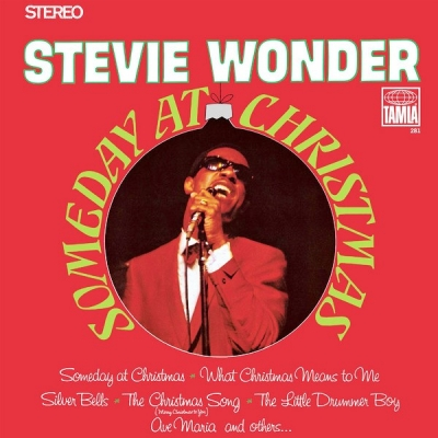 Stevie Wonder ‎– Someday At Christmas