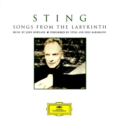 Sting ‎– Songs From The Labyrinth