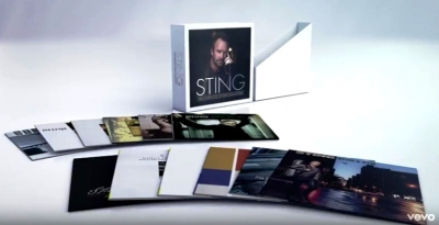 Sting ‎– The Studio Collection: Volume I