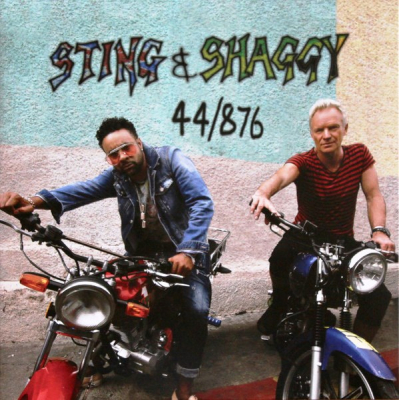 Sting & Shaggy ‎– 44/876 (Limited Edition, Red)