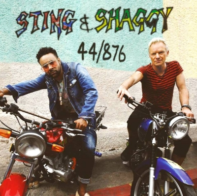Sting & Shaggy ‎– 44/876