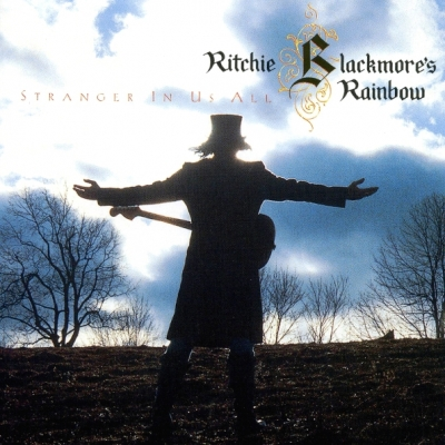 Ritchie Blackmore's Rainbow ‎– Stranger In Us All (2xLP)