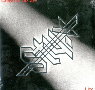 Styx ‎– Caught In The Act - Live (2xLP)