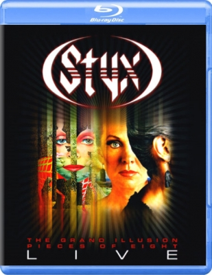 Styx - The Grand Illusion, Pieces Of Eight - Live