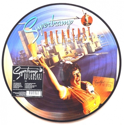 Supertramp ‎– Breakfast In America (Picture Disc)