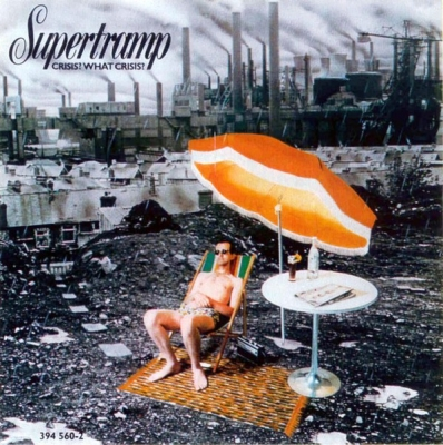 Supertramp ‎– Crisis? What Crisis?