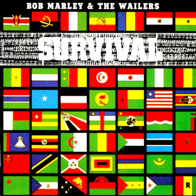 Bob Marley & The Wailers ‎– Survival