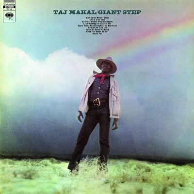 Taj Mahal ‎– Giant Step / De Ole Folks At Home (2xLP)