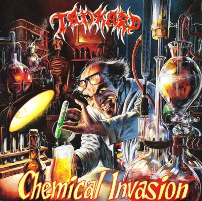 Tankard ‎– Chemical Invasion