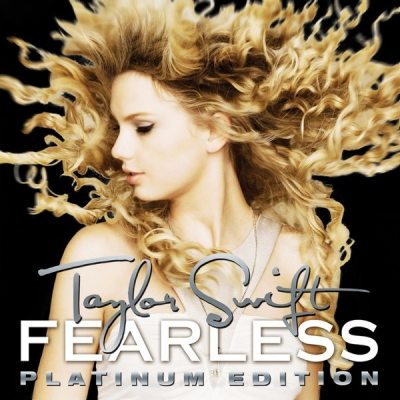 Taylor Swift ‎– Fearless (Platinum Edition) (2xLP)