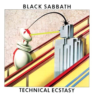Black Sabbath ‎– Technical Ecstasy (LP+CD)