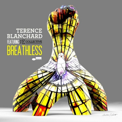 Terence Blanchard Featuring The E-Collective ‎– Breathless