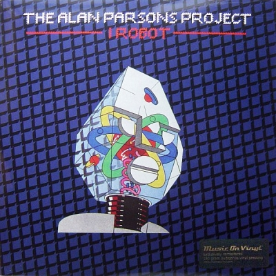 The Alan Parsons Project ‎– I Robot (3xLP)