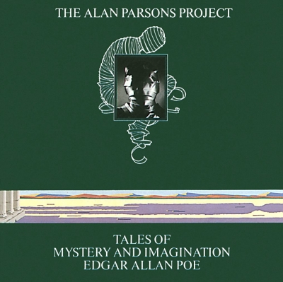 The Alan Parsons Project ‎– Tales Of Mystery And Imagination Edgar Allan Poe