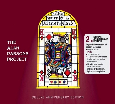 The Alan Parsons Project ‎– The Turn Of A Friendly Card (2xCD)