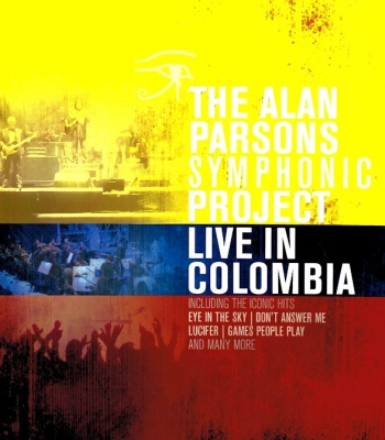 The Alan Parsons Symphonic Project ‎– Live In Colombia