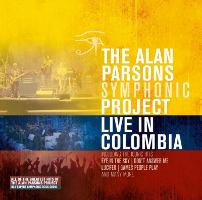 The Alan Parsons Symphonic Project ‎– Live In Colombia (3xLP)