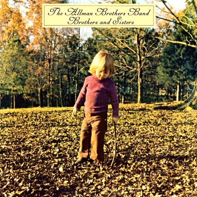 The Allman Brothers Band ‎– Brothers And Sisters