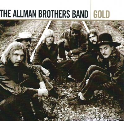 The Allman Brothers Band ‎– Gold (2xCD)
