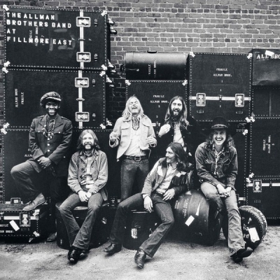 The Allman Brothers Band ‎– Live At The Fillmore East (2xLP)