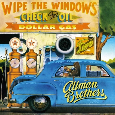 The Allman Brothers Band ‎– Wipe The Windows, Check The Oil, Dollar Gas (2xLP)