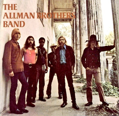 The Allman Brothers Band ‎– The Allman Brothers Band
