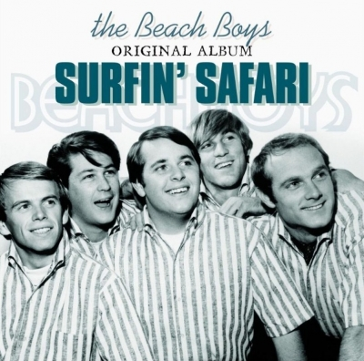 The Beach Boys ‎– Surfin' Safari