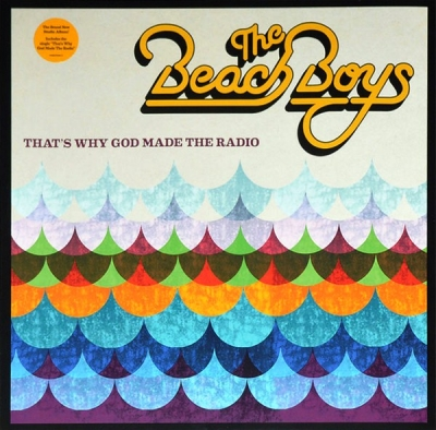 The Beach Boys ‎– That's Why God Made The Radio