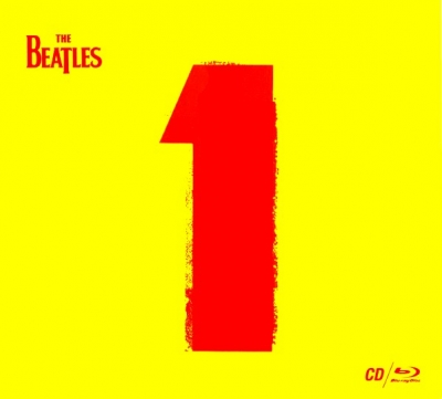 The Beatles ‎– 1 (CD+Blu-ray)