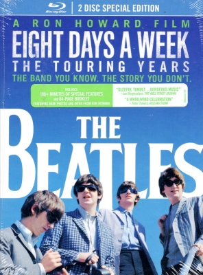 The Beatles ‎– Eight Days A Week (The Touring Years) (2×Blu-ray, Special Edition, DTS-HD)