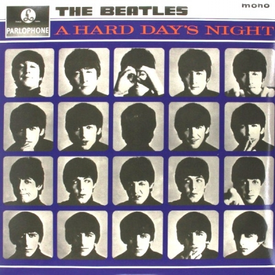 The Beatles ‎– Hard Day's Night (Mono)