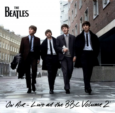 The Beatles ‎– On Air - Live At The BBC Volume 2 (3xLP)