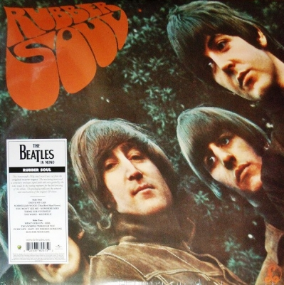 The Beatles ‎– Rubber Soul (Mono)