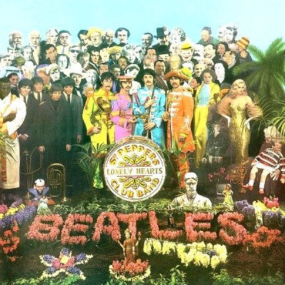 The Beatles ‎– Sgt. Pepper's Lonely Hearts Club Band (Mono)