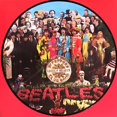 The Beatles ‎– Sgt. Pepper's Lonely Hearts Club Band (Picture Disc)