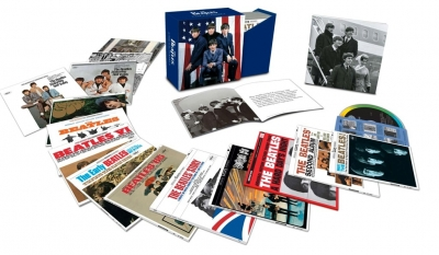 The Beatles ‎– The U.S. Albums (20xCD) (Box Set)