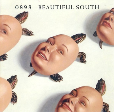 The Beautiful South ‎– 0898 Beautiful South