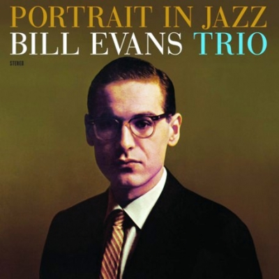 The Bill Evans Trio ‎– Portrait In Jazz