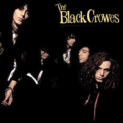 The Black Crowes ‎– Shake Your Money Maker