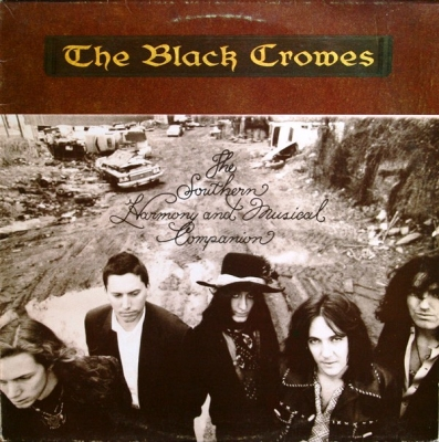 The Black Crowes ‎– The Southern Harmony And Musical Companion (2xLP)