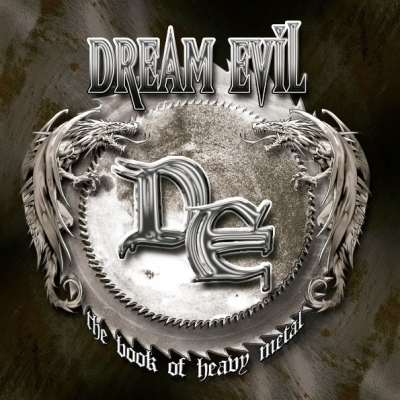 Dream Evil ‎– The Book Of Heavy Metal (LP, CD)