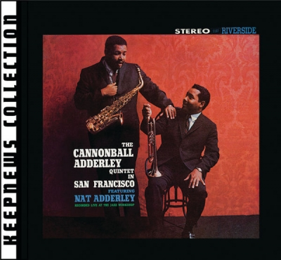 The Cannonball Adderley Quintet ‎– In San Francisco