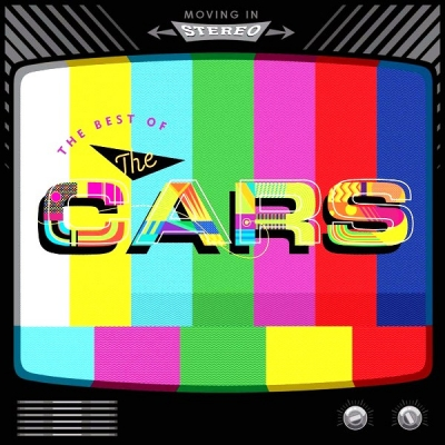 The Cars ‎– Moving In Stereo: The Best Of The Cars