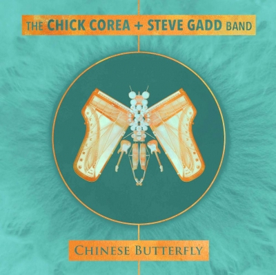 The Chick Corea, Steve Gadd Band ‎– Chinese Butterfly (3xLP)