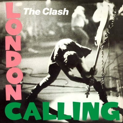 The Clash ‎– London Calling (2xLP)