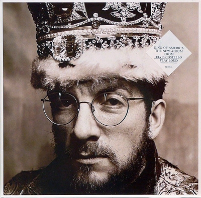 The Costello Show Featuring Elvis Costello ‎– King Of America