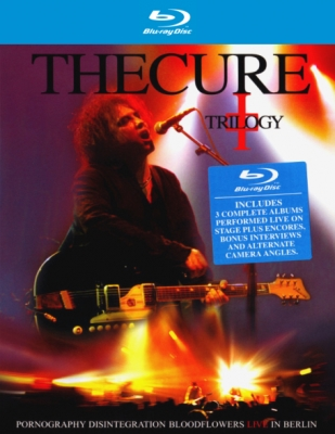 The Cure ‎– Trilogy